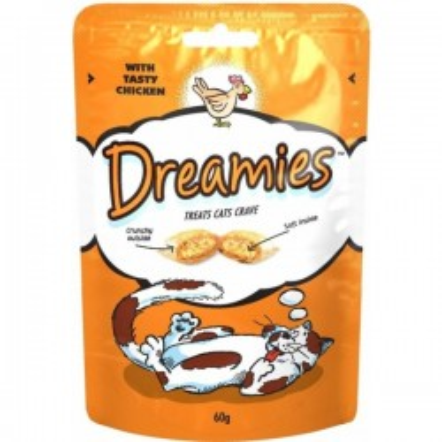 DREAMIES kuřecí 60g