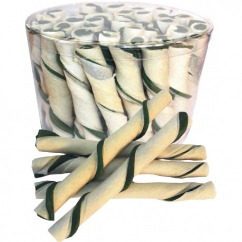 RAWHIDE Roll stick 5'-40ks GREEN