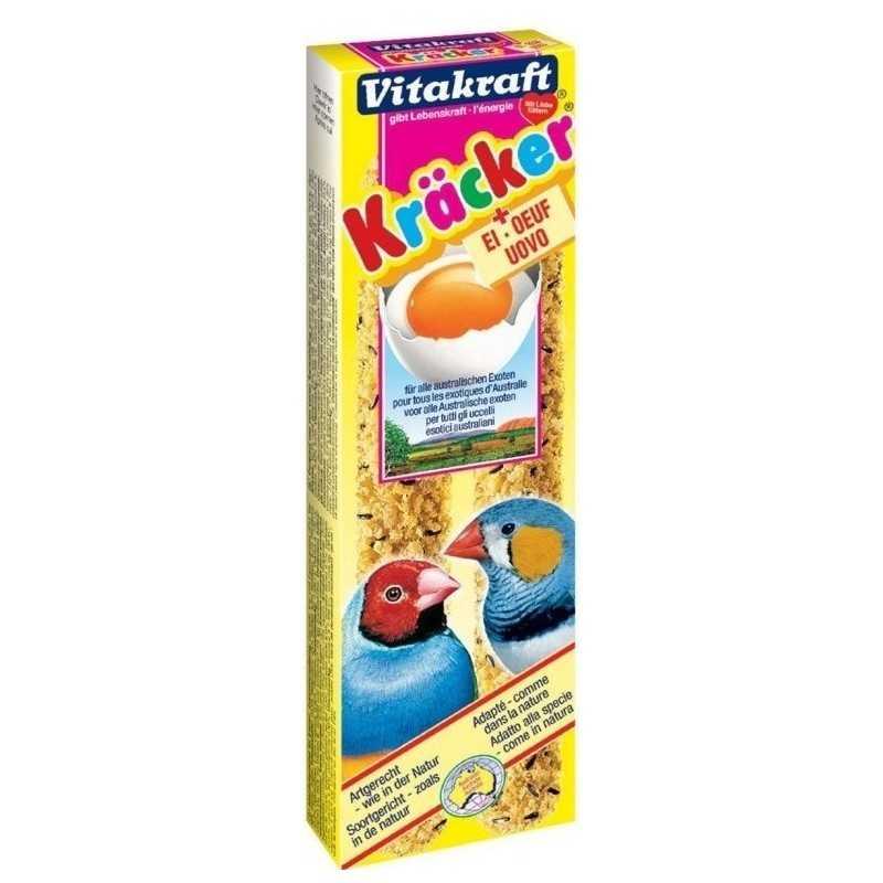 KRACKER EXOT 2ks-vaječné