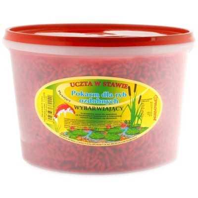 PROVEN peletky vybarvující 5 litru