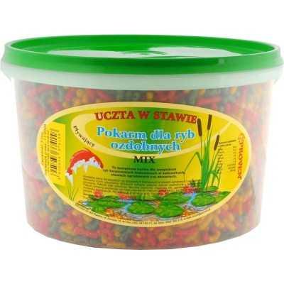PROVEN peletky mix 3 litry