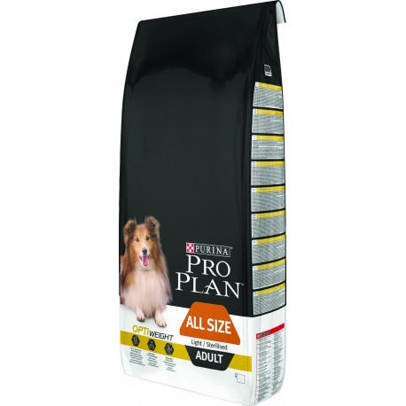 PURINA PRO PLAN ALL SIZE Adult Light/Sterilised 14kg