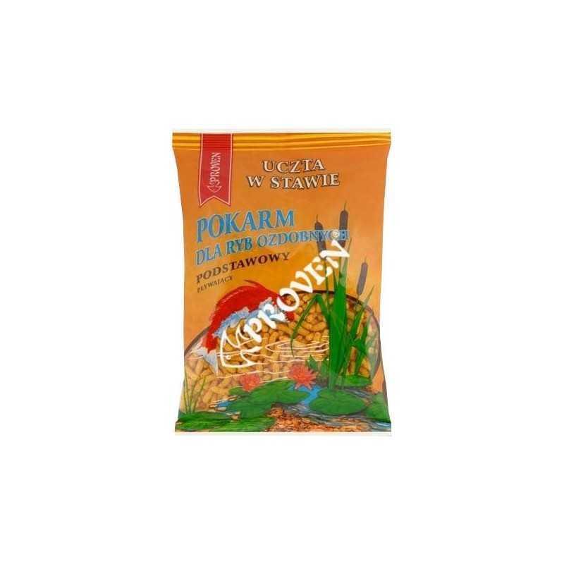 PROVEN základní krmivo pro ryby jezírkové 1L