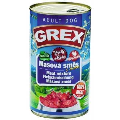 GREX  Masová směs 95% masa 1280g