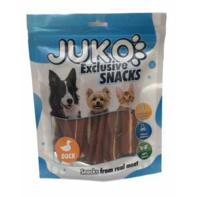 JUKO-Snack  Duck Rawhide Fillet 250g