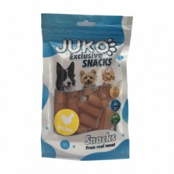 JUKO-Snack Chicken  Roll 70g