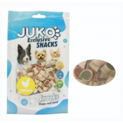JUKO-Snack Chicken Sushi (Color) 70g