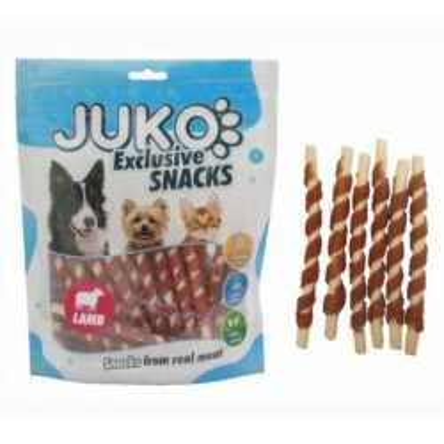 JUKO-Snack Lamb & White Calcium 250g