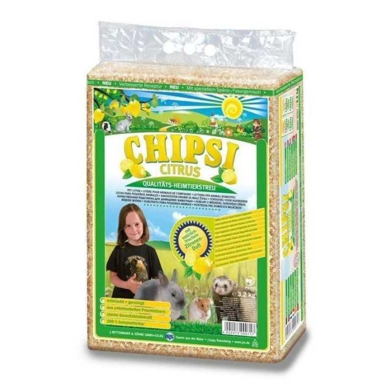 CHIPSI  CITRUS 60l.- 3,6kg