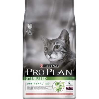 PURINA PRO PLAN Cat Sterilised 10kg losos