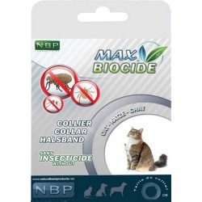 Max Biocide Collar CAT 42cm antipar.obojek