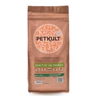 PETKULT dog Mini Adult 12kg lamb/rice