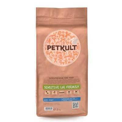 PETKULT dog MAXI  Adult 12kg lamb/rice